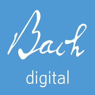 Bach digital logo