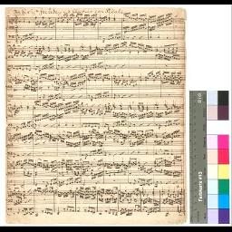 In dir ist Freude (BWV 615 - Variante)